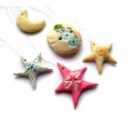 Creative tutorial: How to make Christmas tree decoration