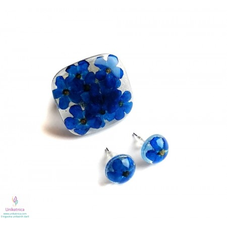 /2172-10145-thickbox/real-flower-resin-forget-me-not-ring-and-earrings-10.jpg