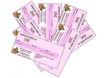 NEW! Gift Certificates