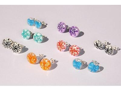 FRESH! Butterfly earrings