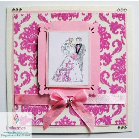 /884-3090-thickbox/wedding-card-pink-newlyweds.jpg